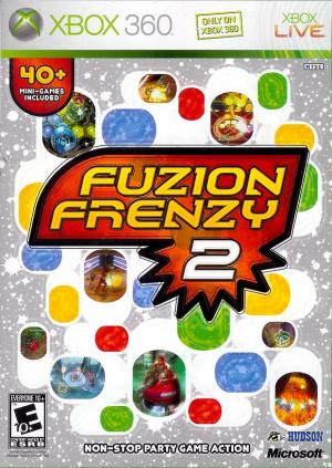 Fusion Frenzy 2 sur 360