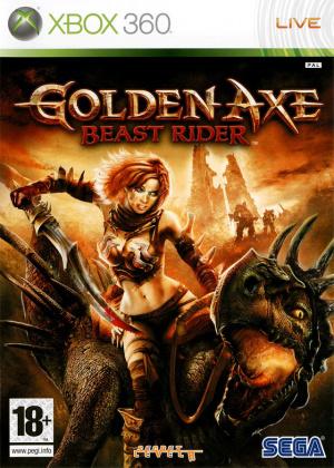 Golden Axe : Beast Rider sur 360