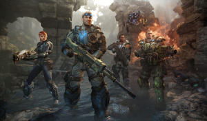 Une campagne bonus dans Gears of War Judgment
