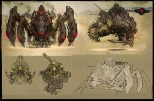 Artworks de Gears of War Judgment