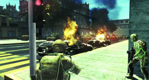 Ghost Recon Advanced Warfighter en images sur Xbox 360
