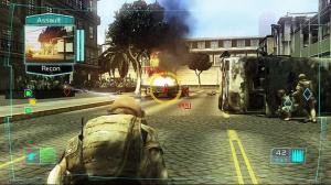 Ghost Recon Advanced Warfighter à l'assaut de la 360