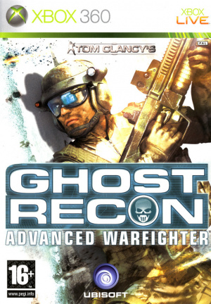 Ghost Recon Advanced Warfighter sur 360