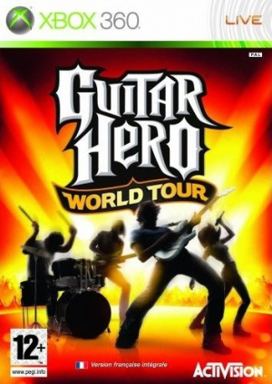 Guitar Hero : World Tour sur 360