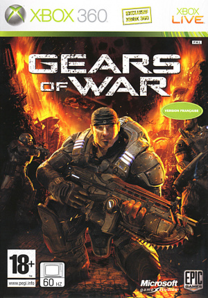 Gears of War sur 360