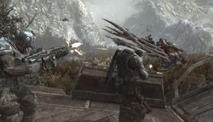 Gears of War 2 : en coop à 4