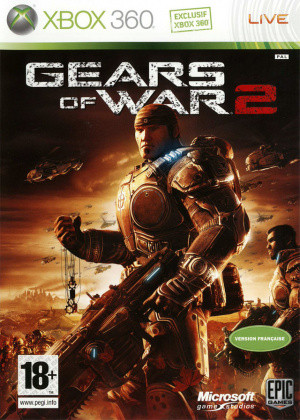 Gears of War 2 sur 360