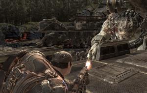 Des maps Flashback dans Gears of War 2