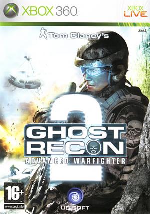 Ghost Recon Advanced Warfighter 2 sur 360