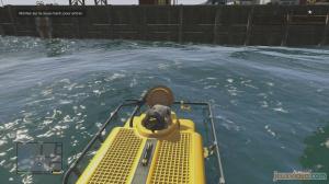 Mini sous-marin