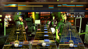Pas de morceau supplémentaire pour Green Day : Rock Band
