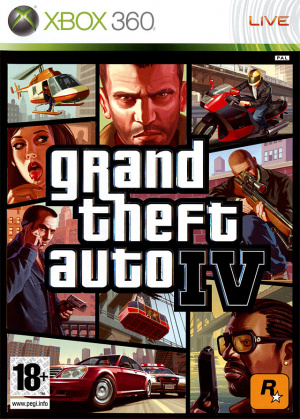 Grand Theft Auto IV sur 360