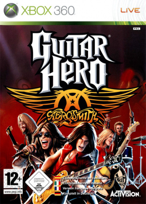 Guitar Hero : Aerosmith sur 360
