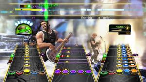 Guitar Hero Metallica en démo sur le Live