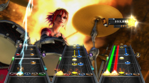 Guitar Hero : Warriors of Rock - E3 2010