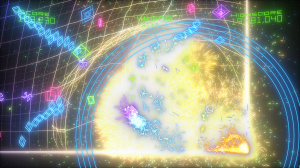 E3 2008 : Images de Geometry Wars 2
