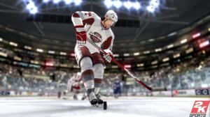 NBA et NHL 2K8 illustrés