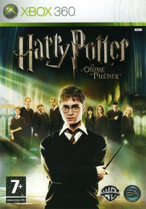 Harry Potter et l'Ordre du Phénix sur 360