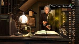Harry Potter pour Kinect annoncé