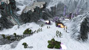 Halo Wars - premières armes