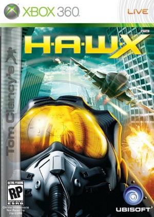 Tom Clancy's H.A.W.X. sur 360