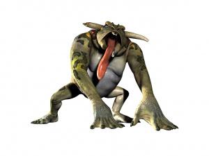 GC 2008 : Images de Hellboy : Science of Evil