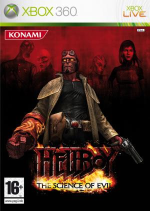 Hellboy : The Science of Evil sur 360