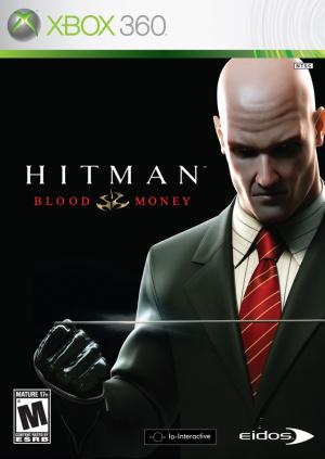 Hitman : Blood Money sur 360