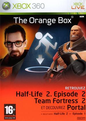 The Orange Box sur 360