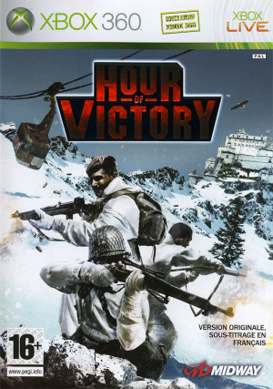Hour of Victory sur 360