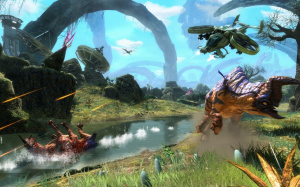 James Cameron's Avatar : The Game - GC 2009