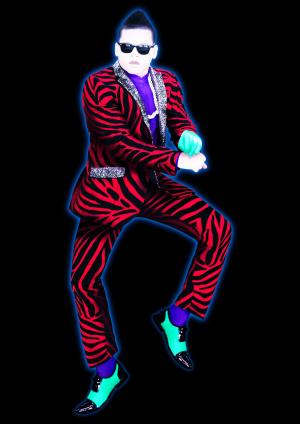 Gangnam Style dispo dans Just Dance 4