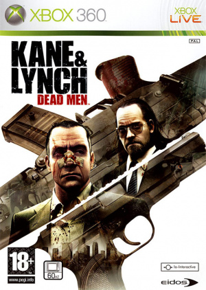 Kane & Lynch : Dead Men sur 360
