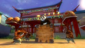 Premières images de Kung Fu Panda
