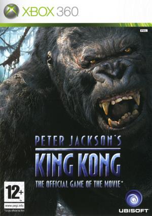 King Kong sur 360