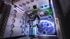 GC 2010 : Images de Kinect Adventures