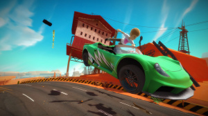 E3 2010 : Images de Kinect Joy Ride