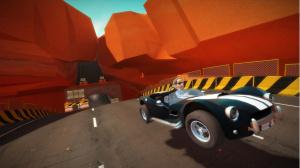 GC 2010 : Images de Kinect Joy Ride