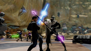 Images de Kinect Star Wars