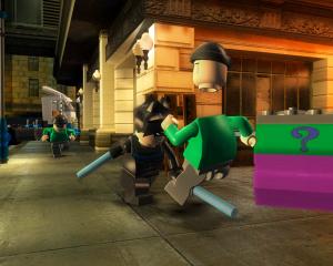 Images de Lego Batman : Robin Nightwing, Bane et Clayface