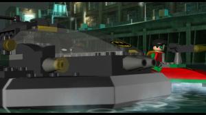 Les véhicules de Lego Batman