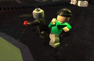 Hush dans Lego Batman