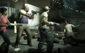 After Work :  La rédac' face au mode le plus difficile de Left 4 Dead 2 !