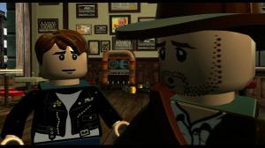 Lego Indiana Jones 2 en démo aussi sur le Live