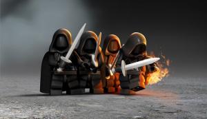 LEGO Le Seigneur des Anneaux et LEGO Le Hobbit sont de retour sur Steam
