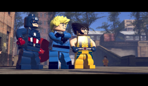 LEGO Marvel Super Heroes en images