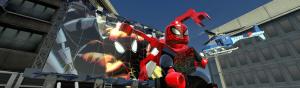 LEGO Marvel : La statue de la liberté jouable
