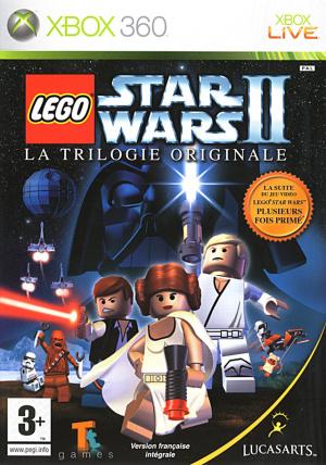 LEGO Star Wars II : La Trilogie Originale sur 360
