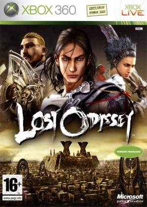 Lost Odyssey sur 360