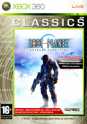 Lost Planet : Extreme Condition : Colonies Edition sur 360